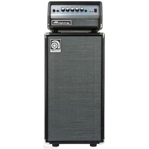 Ampeg Micro-VR Bass Amp Head and SVT210AV Speaker Cabinet