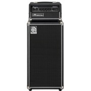 Ampeg Micro-CL 100W 2x10 Mini Amplifier Bass Stack Black