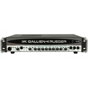 Gallien-Krueger 1001RB Biamp Bass Head