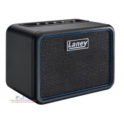 Laney Mini Bass NX Amp Black and Blue