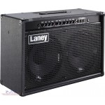 Laney LX120RT 120W 2x12 Guitar Combo Amp (Black-Red-Camo)