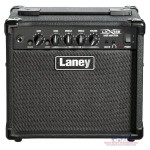 Laney LX15B 15W 2x5 Bass Combo Amp (Black-Red-Camo)