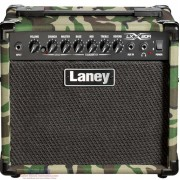 Laney LX20R 20W 1x8 Guitar Combo Amp (Camo & Red)