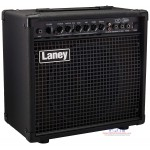 Laney LX35R 35W 1x8 Guitar Combo Amp (Black&Red)