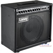 Laney LX65R 65W 1x12 Guitar Combo Amp (Black & Red)