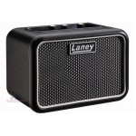 Laney Mini-SuperG 3W 1x3 Guitar Combo Amp Black and Silver
