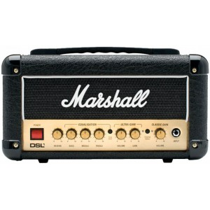 Marshall JCM2000 DSL-1HR 1-watt Tube Head