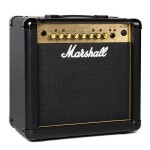 "Marshall MG15GFX 15-watt 1x8"" Combo Amp w/ Effects"