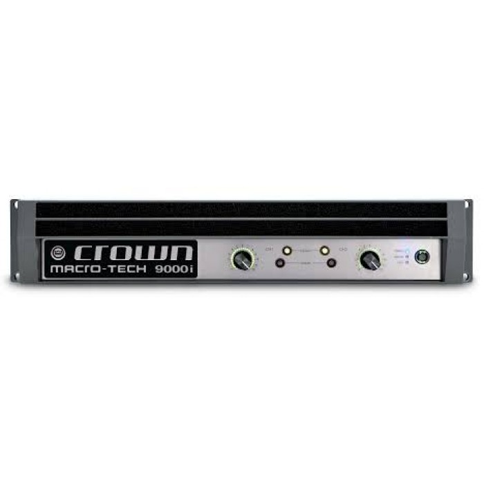 Jual Crown MA9000i Power Amplifier