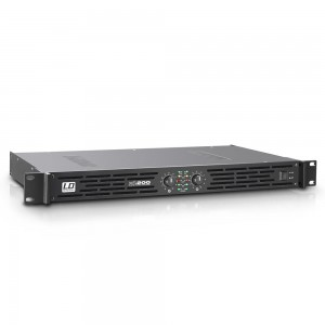 LD Systems XS 200 PA Power Amplifier Class D