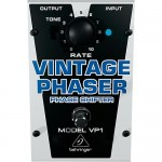 Behringer VP1 Vintage Phaser Effects Pedal