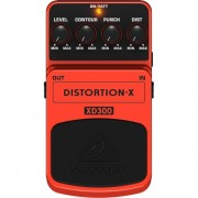Behringer Distortion-X XD300 Guitar Effects Pedal