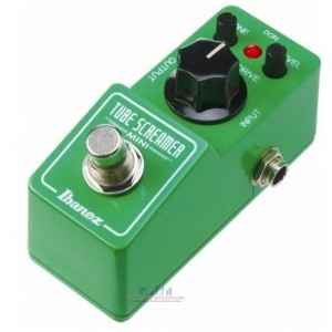 Ibanez TS MINI Tube Screamer Mini Pedal