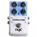 Nux Chorus Core Guitar Effects Pedal Aluminum Alloy Housing