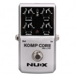 Nux Komp Core Deluxe Multi Function Analog Compressor Pedal