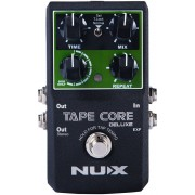 Nux Tape Core Deluxe Tape Echo Delay Guitar pedal