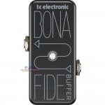 TC Electronic Bonafide Buffer Guitar Effects Pedal