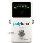 TC Electronic Polytune 3 Tuner Guitar Pedal