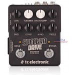 TC Electronic SpectraDrive Bass Preamp/Overdrive Pedal