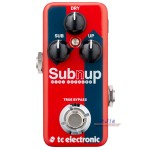 TC Electronic Sub 'N' Up Mini Octaver Pedal