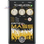 TC Helicon Critical Mass Group Sound Vocal Effect Pedal