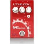 TC Helicon Mic Mechanic 2 Echo, Reverb and Pitch Correction Pedal