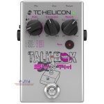 TC Helicon Talkbox Synth Studio-Quality Guitar Talkbox Vocal Effect