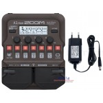 Zoom A1 FOUR w/AD16E Acoustic Instrument Multi-Effect Processor