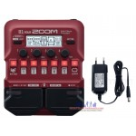 Zoom B1 FOUR w/AD16E Bass Multi-effects Processor