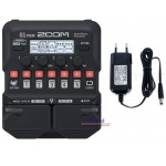 Zoom G1 FOUR w/AD16E Multi-effects Processor