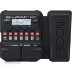 Zoom G1X FOUR w/AD16E Multi-effects Processor with Expression Pedal