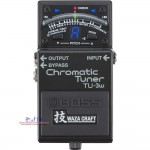 BOSS TU-3W Chromatic Tuner Guitar Pedal