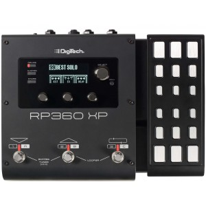 Digitech RP360 XP Guitar Multi Effect