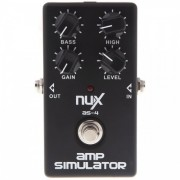 Nux AS-4 Analog Amp Simulator Pedal