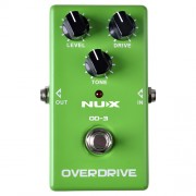 Nux OD-3 Overdrive Guitar Electric Effect Pedal