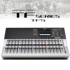 Kelebihan TF5 Digital Mixer Touch Flow Series dari Yamaha