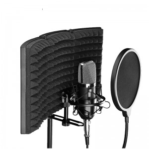 X2U WS-03 Wind Shield Sound Isolation