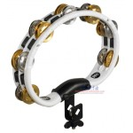 Meinl TMT2M-WH Mountable Recording Tambourine Double Row