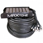 Maxtone MLC 24-4-50 Snake Cable