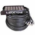 Maxtone MLC 8-4-25 Snake Cable