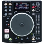 Denon DNS1200 Tabletop Multi-Format DJ CD/MP3 Player