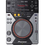 Pioneer CDJ-400 Pro CD Player with USB