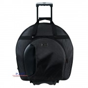 "Dr. Case Drum Cymbal 22"" Trolly Case - Limited Series - Gig Bag Semi Hardcase"