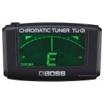 Boss TU-01 Clip-on Chromatic Tuner
