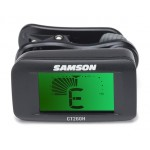 Samson CT260H | Horizontal Clip On Guitar Chromatic Tuner