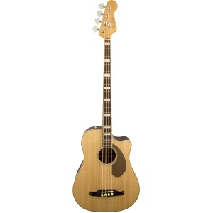 Fender Kingman SCE Acoustic-Electric Bass Guitar