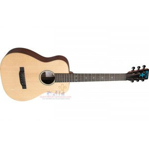 Martin LX Ed Sheeran 3 Divide Signature Edition Little Martin Acoustic-Electric Guitar (with Bag)