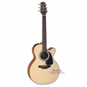 Takamine GX18CE-NS 3/4 Size Travel Acoustic-Electric Guitar Natural