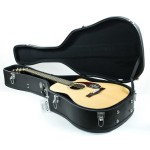 Fender CC140SCE Concert Acoustic-Electric Guitar Free Original Hardcase