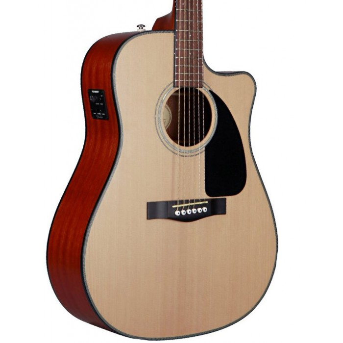Jual Fender CD100CE Nat Acoustic Electric Guitar